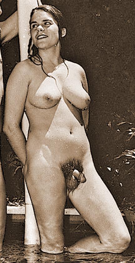 Hermaphrodite erotica