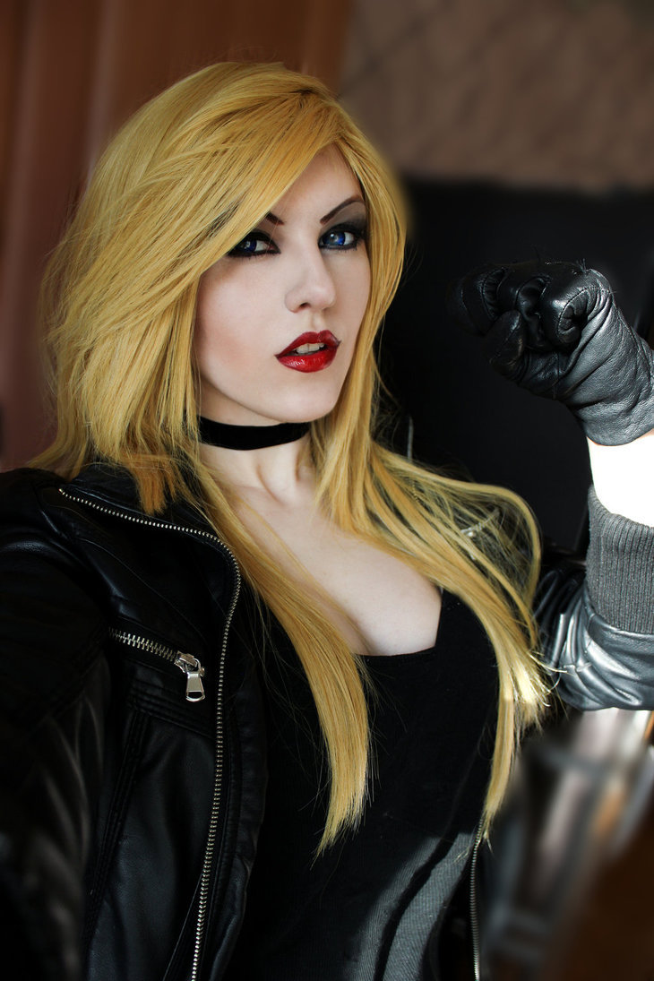 Black Canary Costest by AkiDiarmuid  More Hot Cosplay: http://hotcosplaychicks.tumblr.com Get Exclusive Content: https://www.patreon.com/hotcosplaychicks