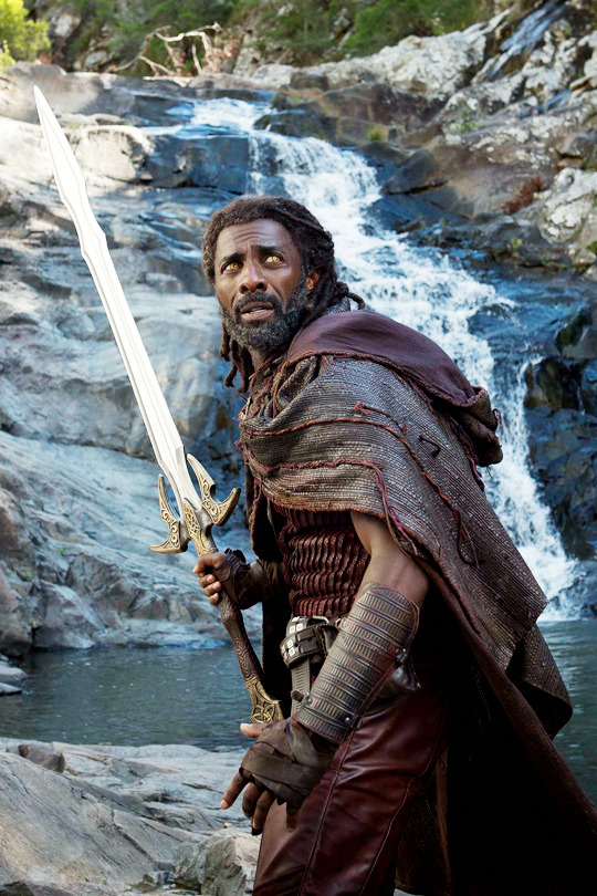 thorodinson: Idris Elba as Heimdall in Thor: Ragnarok ...