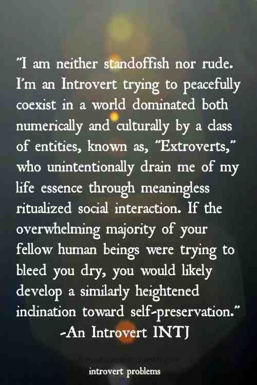 We have a twitter here too: https://twitter.com/IntrovertUnite. See some of you there?