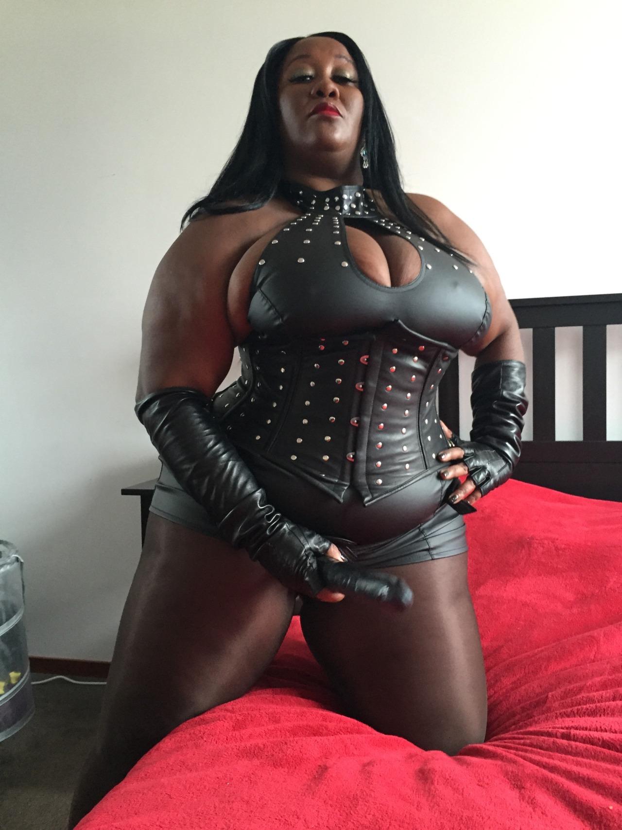 Mistress black bbw