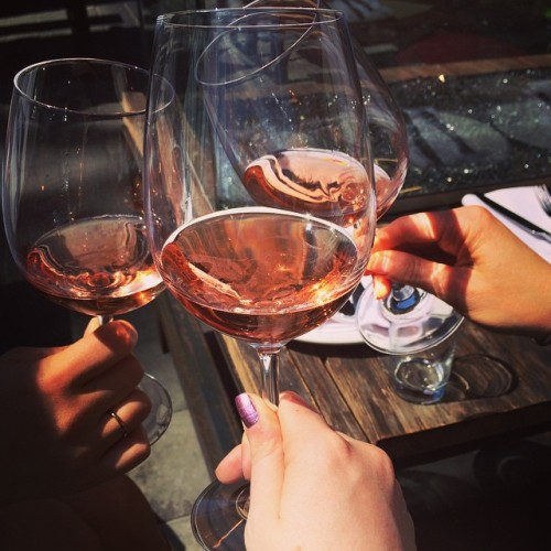 Image result for rose wine tumblr