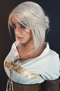 Ciri - The Witcher by Shermie-Cosplay  More Hot Cosplay: http://hotcosplaychicks.tumblr.com Get Exclusive Content: https://www.patreon.com/hotcosplaychicks