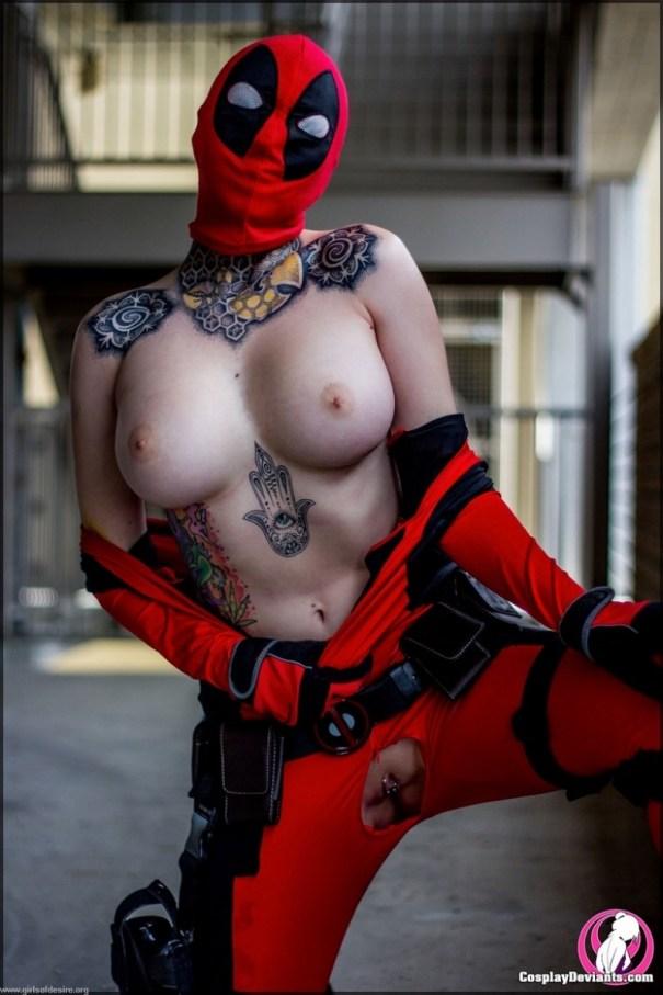 cosplay nerd girls nude