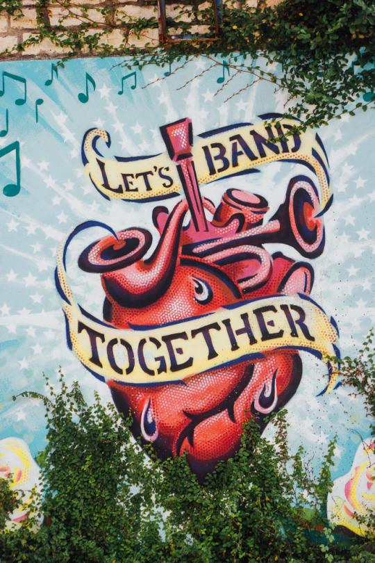 Street art murals texas austin travel