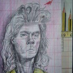 FIFO LYFE #doodle #drawdrawdraw #art #pencildrawing #drawing #sketching #journal #perthartist #illustration #portrait #fifo #fifolyf