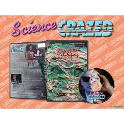VNR-DVD02: Science Crazed (1989) Special Edition #DVD now on sale!Get yours today at http://store.videonomicon.com today! #Videonomicon