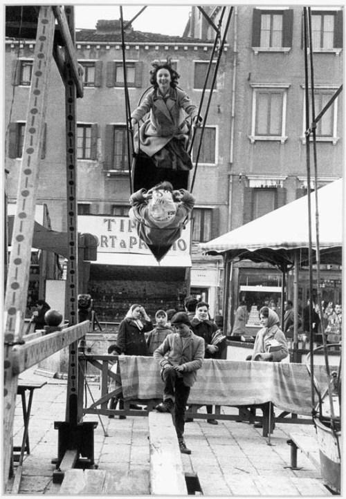 """corallorosso: """"Gianni Berengo Gardin, Venezia, 1958 """""""