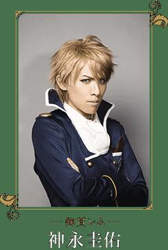 Image result for Keisuke Kaminaga as Rem Kaginuki
