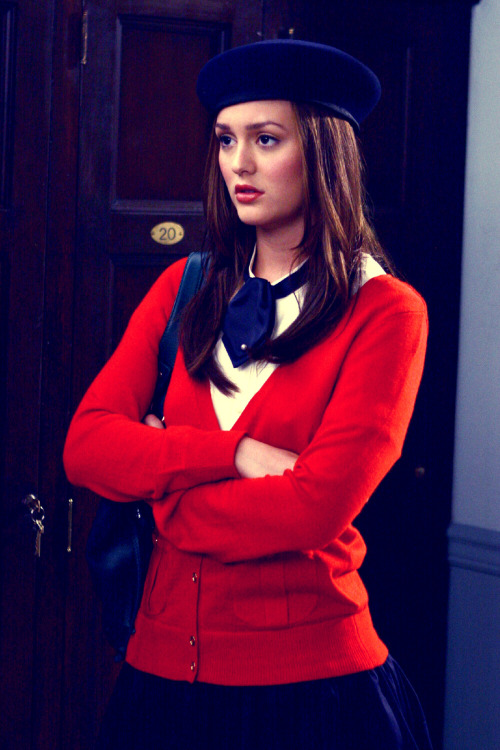 Blair Waldorf Style On Tumblr