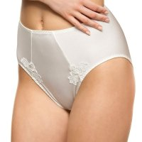 Women's Hedona High Waist Brief Panty. Fits true to size, fabric is not flimsy, lovely design. I..., September 15, 2017 at 10:39AM