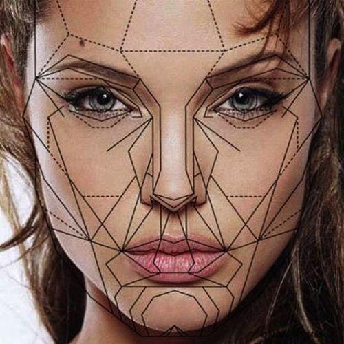 insan yüzünde altın oran ile ilgili görsel sonucu