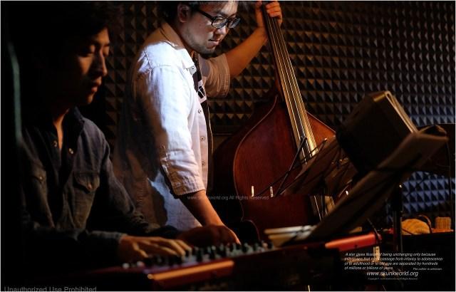 林祐市:Pianisthttp://yuichihayashi.com/長谷川英喜:bassist