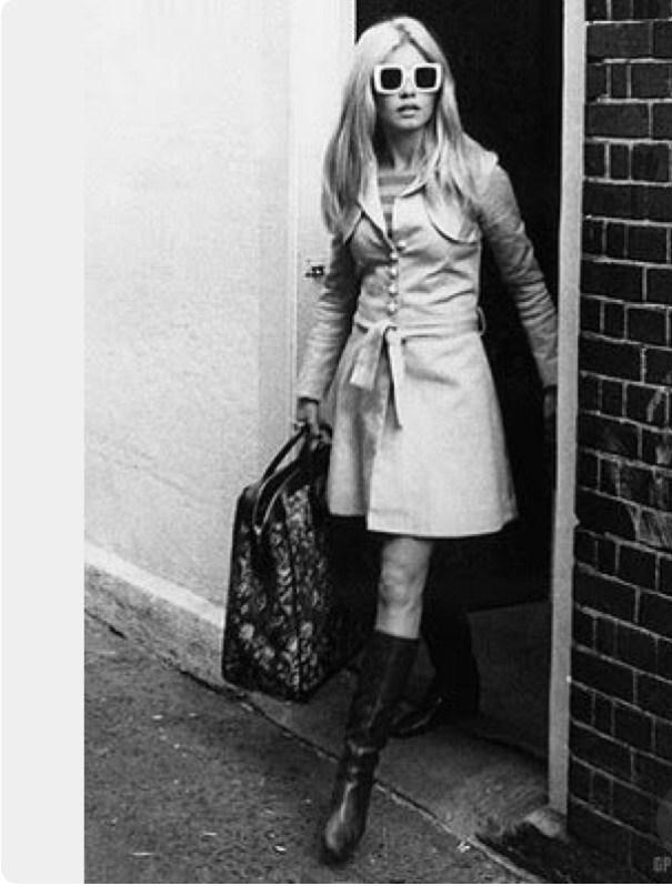 dce157cdc7 Brigitte Bardot 60 s Fashion – Vintage Fashion