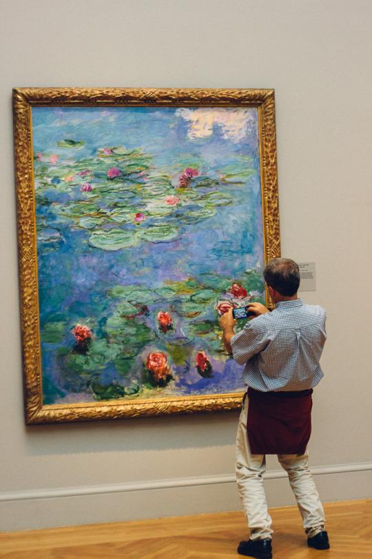 legion of honor san francisco art museum Monet