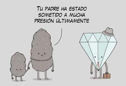 humor químico diamante