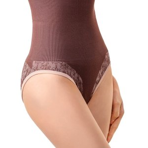 Womens Shapewear High Cut Shaping Control Briefs Rear And Tummy Body Shaper. MDshe's womens…, September 15, 2017 at 07:04AM