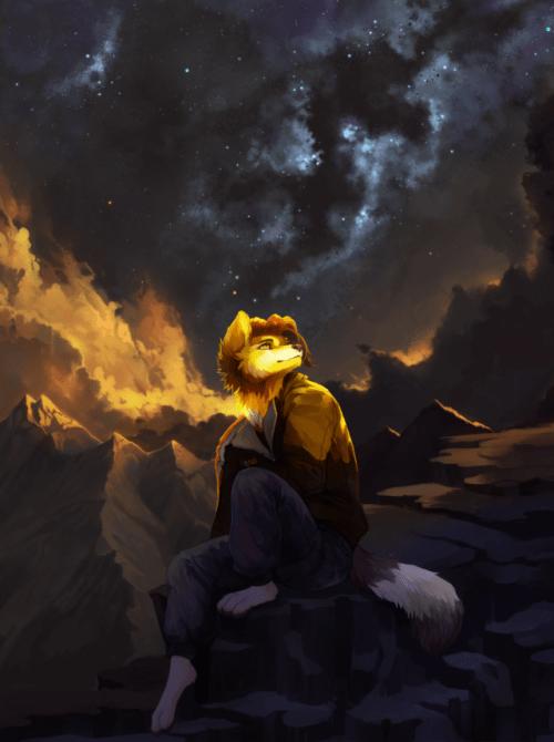 Galaxy Furry Tumblr