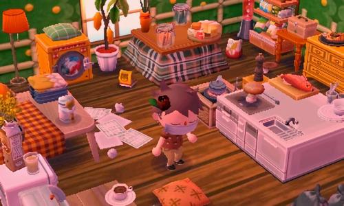 animal crossing kitchen | Tumblr on Animal Crossing Kitchen Island  id=20533