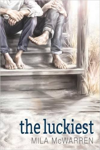 "Week 13 Book: ""The Luckiest"" Author: Milla McWarren Genre: Non-Fiction, LGBTQ Romance About: ""The Luckiest"" tells the story of a group of friends who come together again to marry two of their own. As they do, two men are reunited and fall back in..."