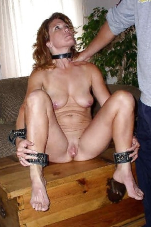Mature Submissive