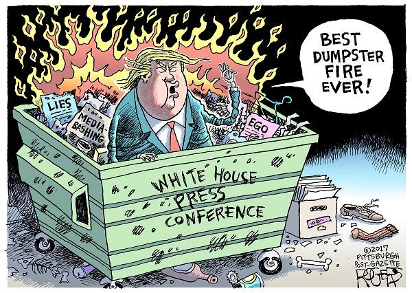 (cartoon by Rob Rogers)