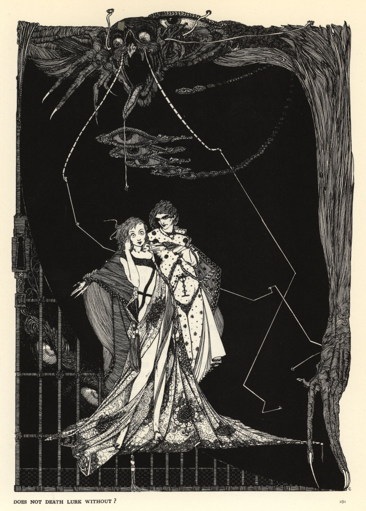 Harry Clarke, Faust by Goethe. From the German by John Anster, George G. Harrap & Co., London 1925