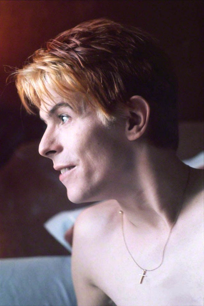 For Cosplay David Bowie Wig 80s Mullet Disco Rock Retro Cosplay Heavy Metal Fan