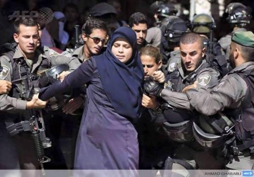 Image result for idf arrest palestinian