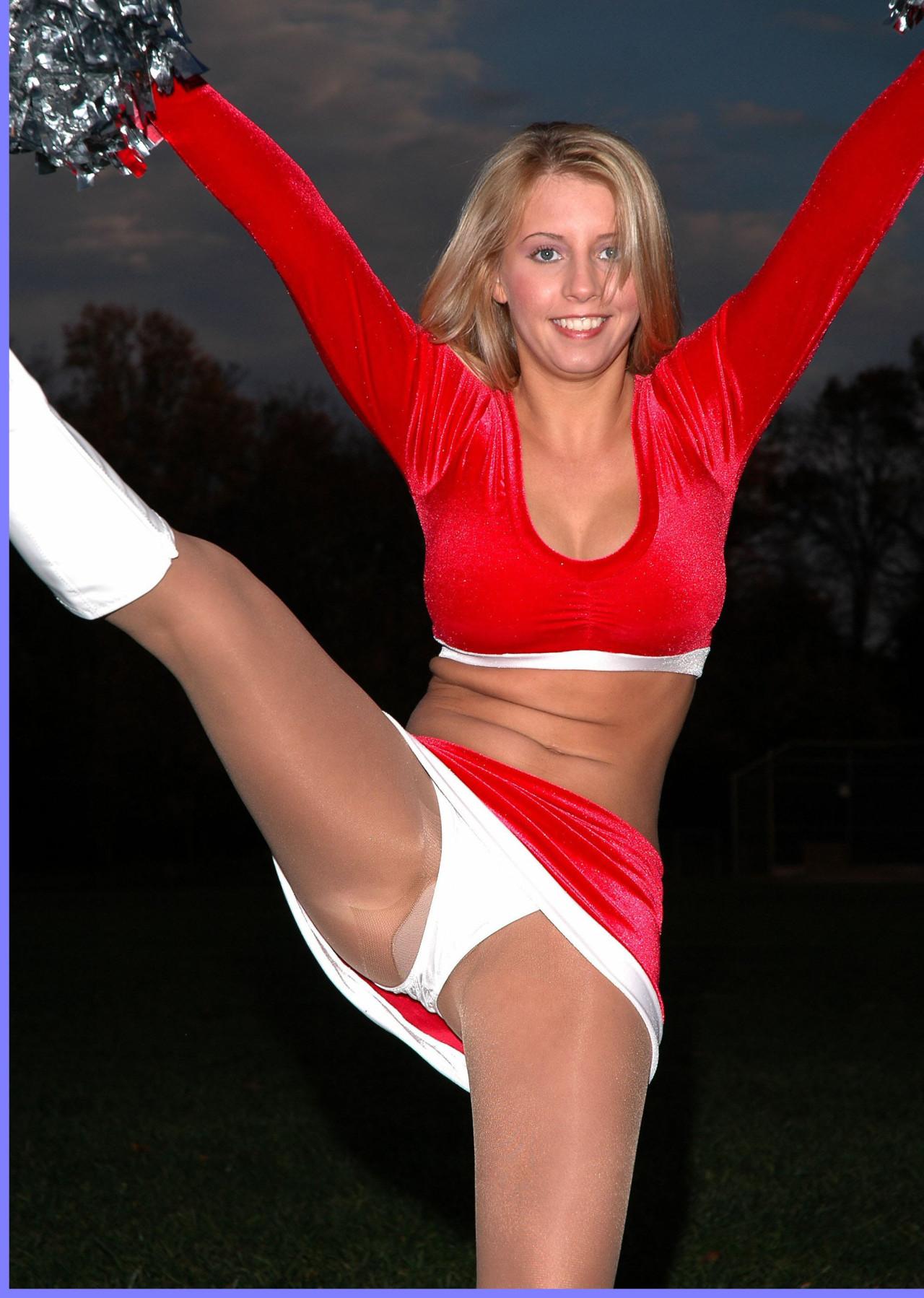 Abstract Upskirt cheerleaders dresses amusing