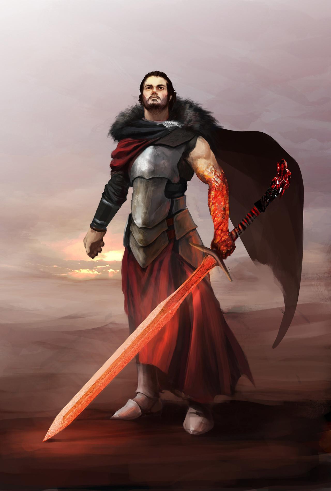 Character Design Challenge Concept : Character design challenge post apocalyptic ronin youtube
