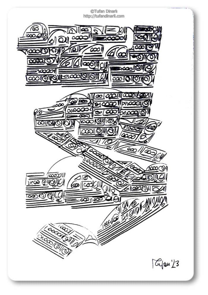 Karakalem, resim,sanat,çizim,şekil,kalem,design,drawing,painting,art,artist,pen,pencil,Tufan Dinarlı,tufandinarli.com,
