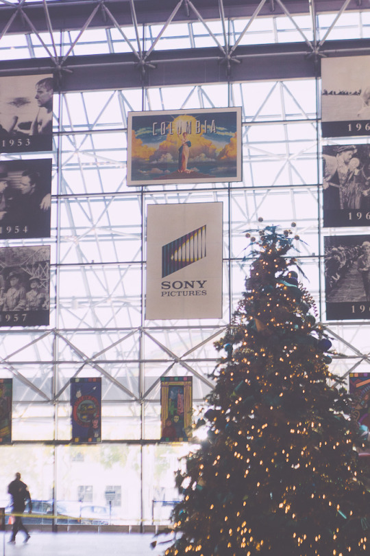 Los Angeles winter travel guide sony studios