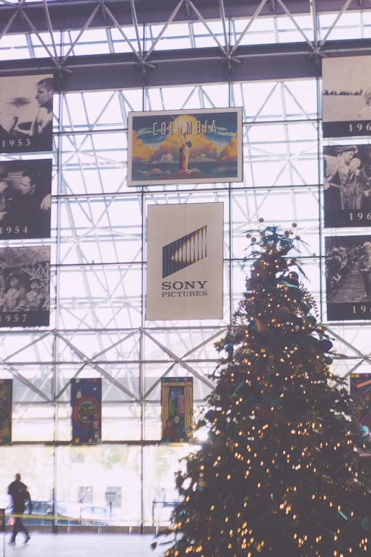Los Angeles winter travel guide sony studios