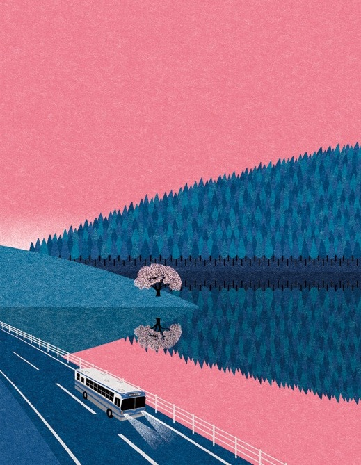 "1000drawings: ""by Ryo Takemasa """