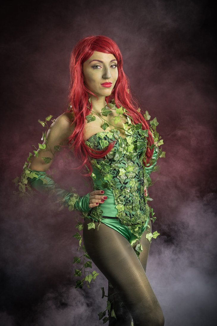 Poison Ivy by adenry  More Hot Cosplay: http://hotcosplaychicks.tumblr.com Get Exclusive Content: https://www.patreon.com/hotcosplaychicks