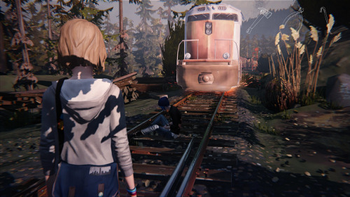 Image result for life is strange train gif