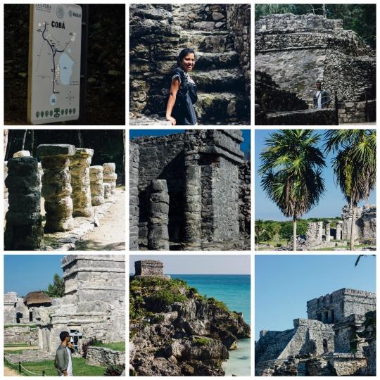 Tulum activities: Mayan Ruins