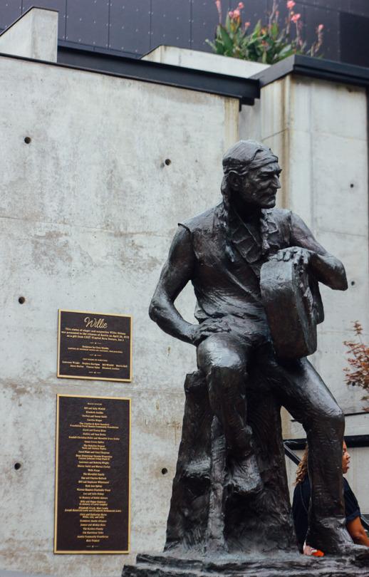 Austin neighborhoods, Willie Nelson