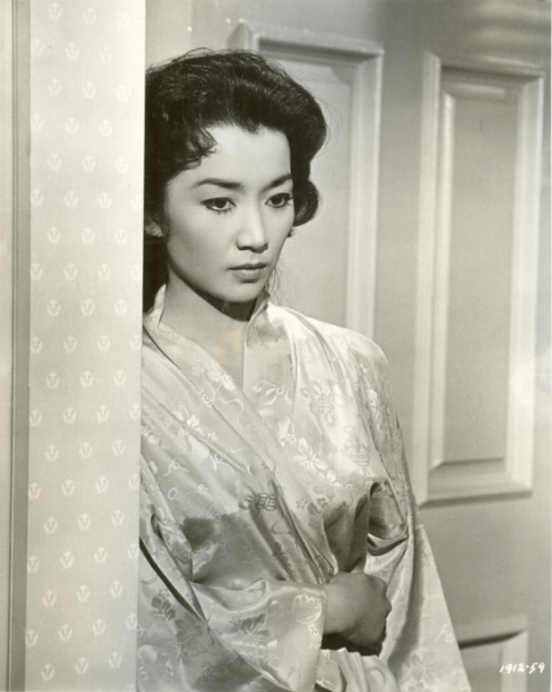 e87185bfd4e Reiko Sato in Flower Drum Song (1961) – Vintage Stuff