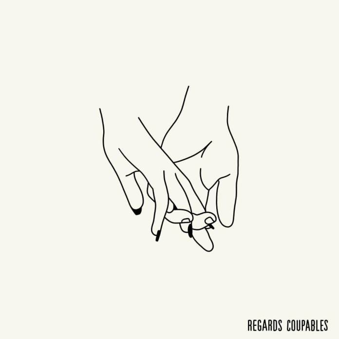 Never letting go of that hand, never letting go of that love❤️ WINTER SALES❄️ -10% off everything Discount code WS17 regardscoupables.com (Link in bio) #eroticdrawing #eroticart #regardscoupables (à Paris, France)