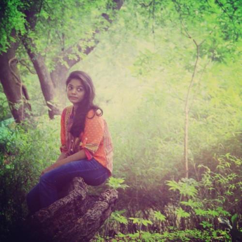 #nature #lost #inthewoods #me #notready #weekend #lookaway #hesaid