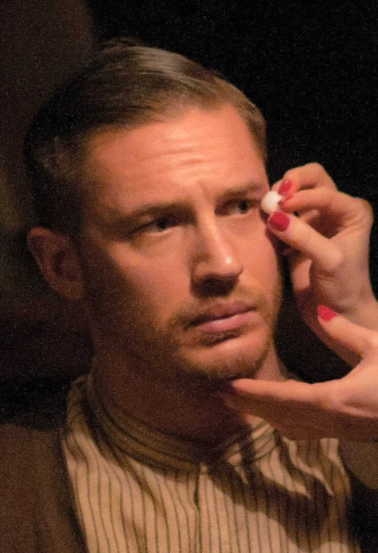 Tom Hardy Variations The Forrest Haircut Xxx Lawless