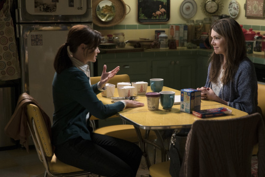 Gilmore Girls Netflix Fall