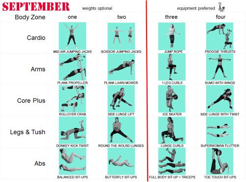 Full Body Circuit Training