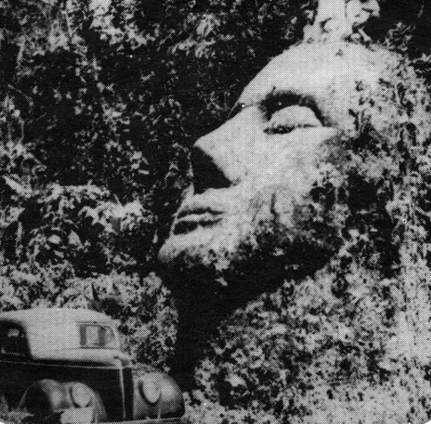 Giant stone head Guatemala via reddit – History