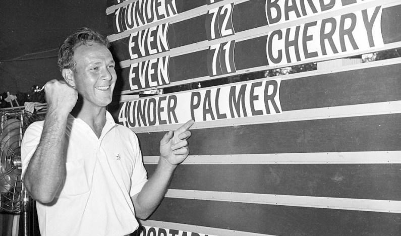 Arnold Palmer dead at 87