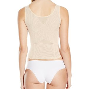 Women's Power Mesh Zip Front Cami. This is a wear your own bra power mesh cami. Zip down for…, July 17, 2017 at 02:50AM
