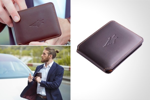 Plafoniere Smarter : Volterman is a smart wallet that cant be misplaced andu2026 u2013 gadgets
