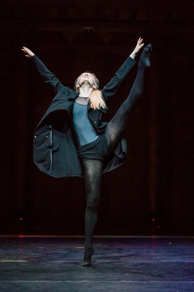"Le ballet maillot /""Nora/"" avec patinage Noir Ballet Costume ballettbody ballet robe"